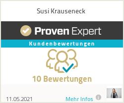 Erfahrungen & Bewertungen zu Susi Krauseneck