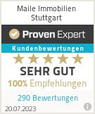 Erfahrungen & Bewertungen zu mm Immobilien Stuttgart