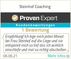 Erfahrungen & Bewertungen zu Steinhof Coaching