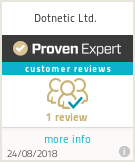 Ratings & reviews for Dotnetic Ltd.