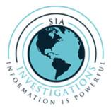 SIA Investigations Inc