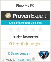 Erfahrungen & Bewertungen zu Pimp My PC