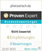 Erfahrungen & Bewertungen zu photastisch.de