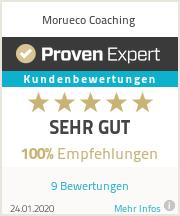 Erfahrungen & Bewertungen zu MORUECO Coaching Hypnose Seminare