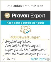 Erfahrungen & Bewertungen zu Implantatzentrum Herne