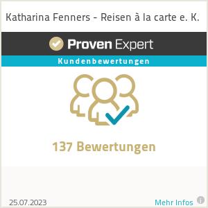 Erfahrungen & Bewertungen zu Fenners Reisen