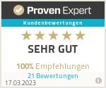 Erfahrungen & Bewertungen zu conHestia GmbH