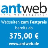 antweb | Ihre Werbeagentur