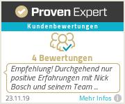 Erfahrungen & Bewertungen zu NickBoschMedia