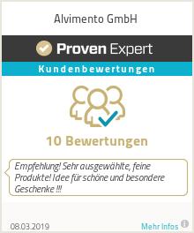 Erfahrungen & Bewertungen zu Alvimento GmbH