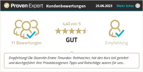 Kundenbewertungen & Erfahrungen zu Winkels Akademie GmbH. Mehr Infos anzeigen.