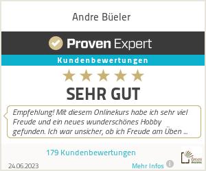 Erfahrungen & Bewertungen zu Andre Büeler