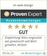 Erfahrungen & Bewertungen zu Webdesign BergischLand