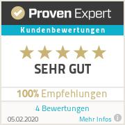 Erfahrungen & Bewertungen zu vers.digital GmbH