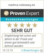 Erfahrungen & Bewertungen zu martina-coldewey.de