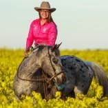Finja Reumann - Selbstbewusst mit Pferd