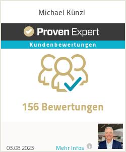 Erfahrungen & Bewertungen zu Michael Künzl