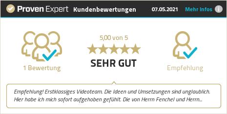 Erfahrungen & Bewertungen zu Fenchel & Janisch Filmproduktion GbR anzeigen