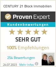 Erfahrungen & Bewertungen zu CENTURY 21 Block Immobilien