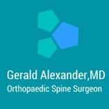 Gerald Alexander, MD - Orthopaedic Spine Surgeon