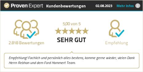 Erfahrungen & Bewertungen zu Hommert Auto Zentrum GmbH anzeigen
