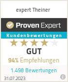 Erfahrungen & Bewertungen zu Theiner