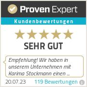Erfahrungen & Bewertungen zu Karima Stockmann