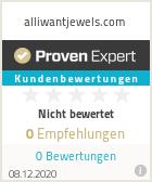 Erfahrungen & Bewertungen zu alliwantjewels.com