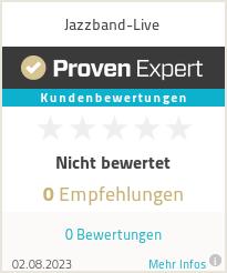 Erfahrungen & Bewertungen zu Jazzband-Live