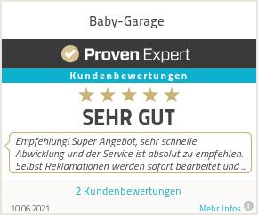 Erfahrungen & Bewertungen zu Baby-Garage