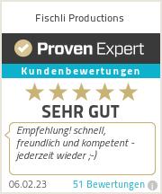 Erfahrungen & Bewertungen zu Fischli Productions