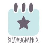 bigdaygraphix logo