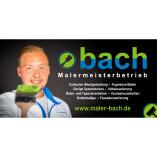 MALERMEISTERBETRIEB BACH logo