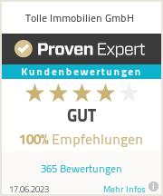 Erfahrungen & Bewertungen zu Rohrer Immobilien Berlin