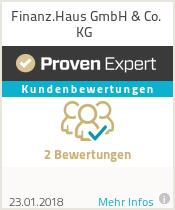 Erfahrungen & Bewertungen zu Finanz.Haus