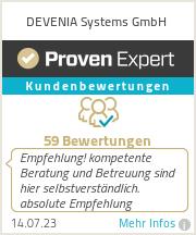 Erfahrungen & Bewertungen zu Devenia Communications GmbH & Co. KG