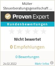 Erfahrungen & Bewertungen zu Müller Steuerberatungsgesellschaft mbH Unna