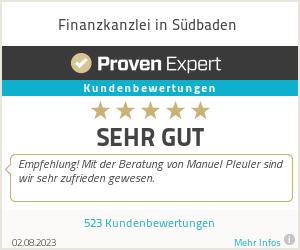 Erfahrungen & Bewertungen zu Finanzkanzlei in Südbaden