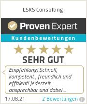 Erfahrungen & Bewertungen zu LSKS Consulting