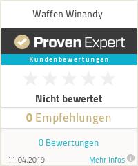 Erfahrungen & Bewertungen zu Waffen-Sport-Angeln Winandy