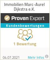 Erfahrungen & Bewertungen zu Immobilien Marc-Aurel Dijkstra e.K.