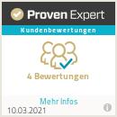 Erfahrungen & Bewertungen zu BLUE SAFETY GmbH