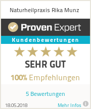 Erfahrungen & Bewertungen zu Naturheilpraxis Rika Munz