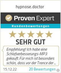Erfahrungen & Bewertungen zu hypnose.doctor