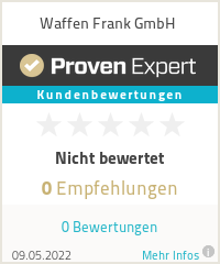 Erfahrungen & Bewertungen zu Waffen Frank GmbH