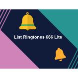 List Ringtones 666 Lite