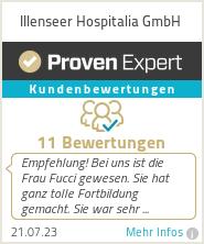 Erfahrungen & Bewertungen zu Illenseer Hospitalia GmbH