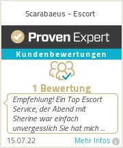 Erfahrungen & Bewertungen zu Scarabaeus - Escort