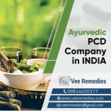 Ayurvedic pcd company in India - Vee Remedies