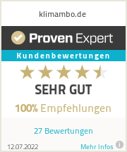 Erfahrungen & Bewertungen zu klimambo.de